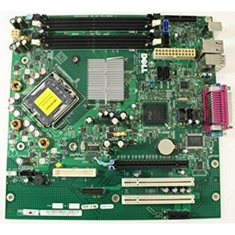 Placa de baza second hand Dell Optiplex 745